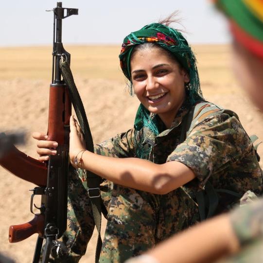 Rojava : les meilleurs amis des Kurdes sont les montagnes