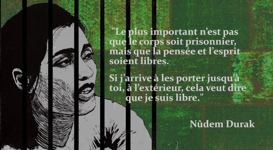 19 ans de prison pour avoir chanté en kurde