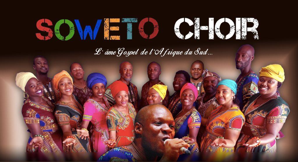 Soweto Choir à Saillans le 20 novembre